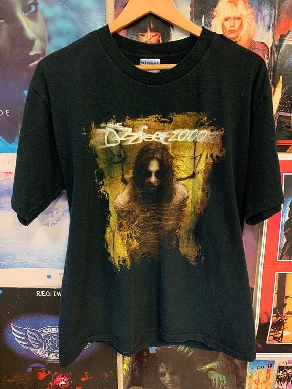 The Ozzfest 2000 T-Shirt