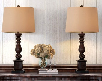 Living Room Lamps Etsy