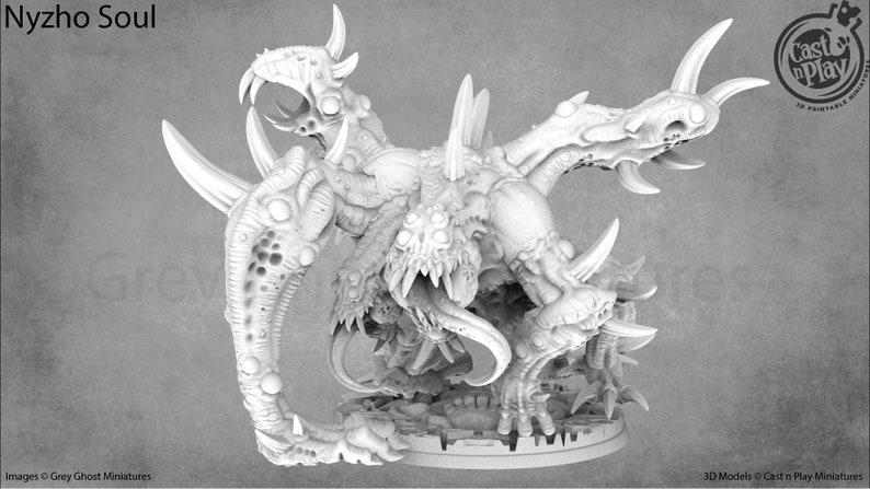 Mininatures dessaim de démon  Miniatures démoniaque  Cast n image 5