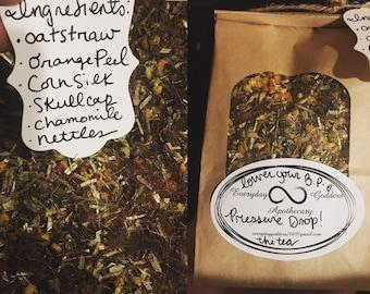 Pressure Drop! The tea.
