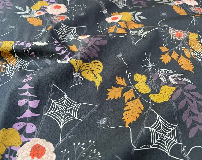 Featured listing image: Spooky 'n Sweeter Cast a Spell by AGF Studio for Art Gallery Fabrics SNS-13003