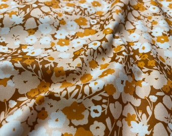 Summer's End Small Flowers by Alison Janssen for Figo Fabrics - 90340-32