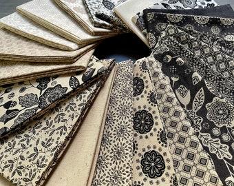 Maryland by Kathy Schmitz Studios for Moda Fabrics - 23 Piece FQ Bundle - 7030AB