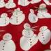 Barbara Nicholls reviewed Merry & Bright Poinsettia Red Snowmen by Me and My Sister's Designs for Moda Fabrics - 22400-11