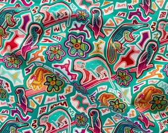 Andina Florid Animalia by AGF Studio for Art Gallery Fabrics AND-63702