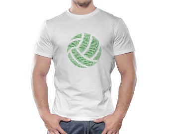 Brand New Bespoke design Football, Hibernian FC T shirt. Various Sizes