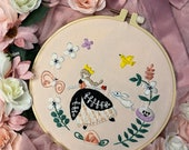 Fairytale Style Hand Embroidery