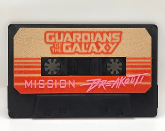 Guardians of the Galaxy: Mission Breakout Inspired Sign