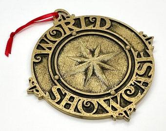 EPCOT World Showcase Inspired Ornament