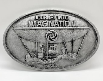Journey Into Imagination Inspired Plaque
