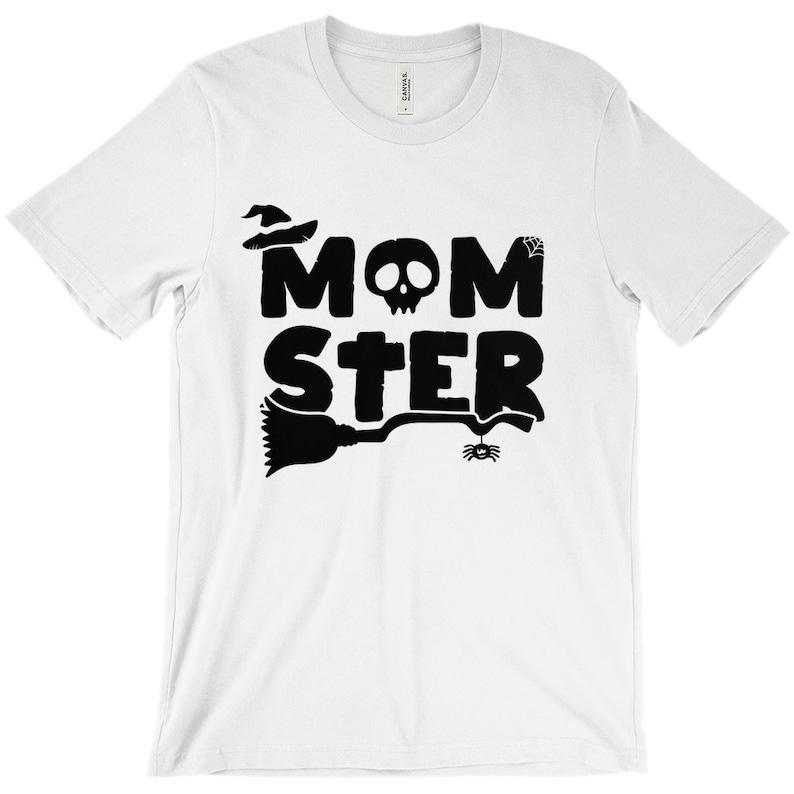 Funny Halloween Shirt Halloween Shirt Halloween T-shirt Momster Logo Halloween shirt Momster tshirt Halloween Tee,Halloween Gift