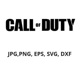 Call Of Duty Svgs Etsy