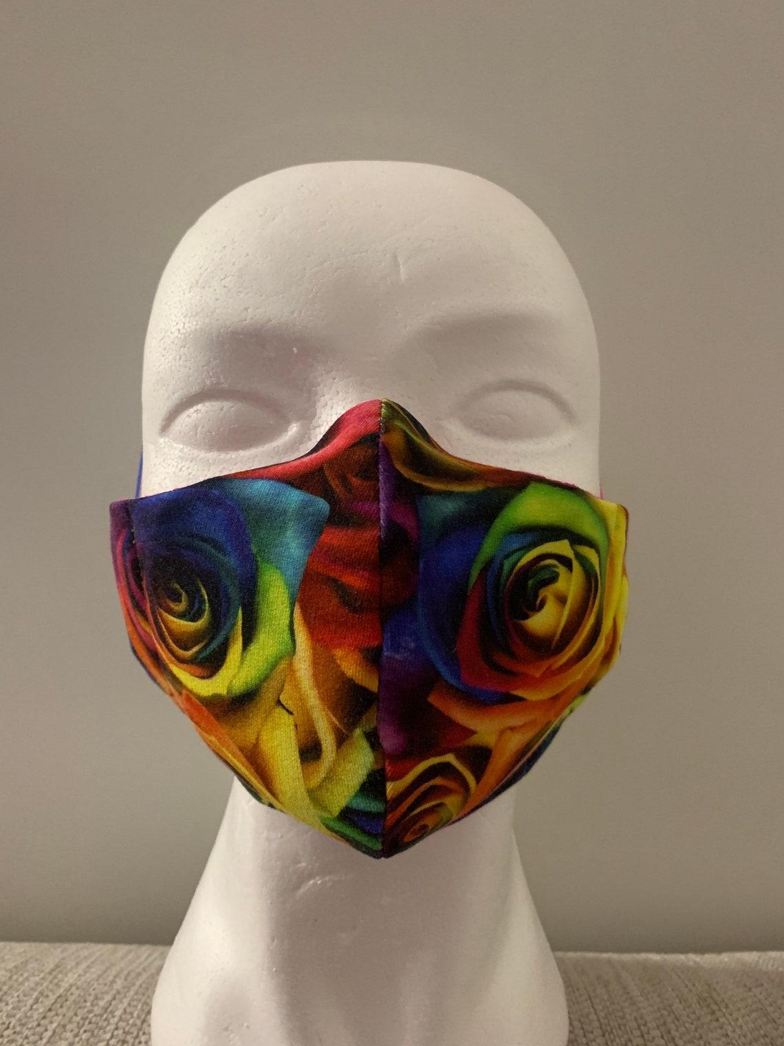 FFP2 Cover Alltagsmaske Behelfs Mundschutz Maske Gamer