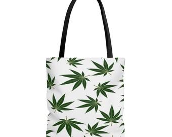 Weed Tote Bag O Cannabis TH040