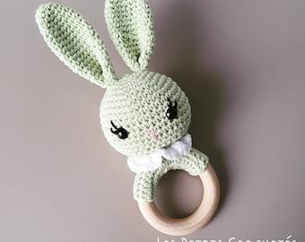 Petit lapin en crochet - Les Folies Douces | 270x340