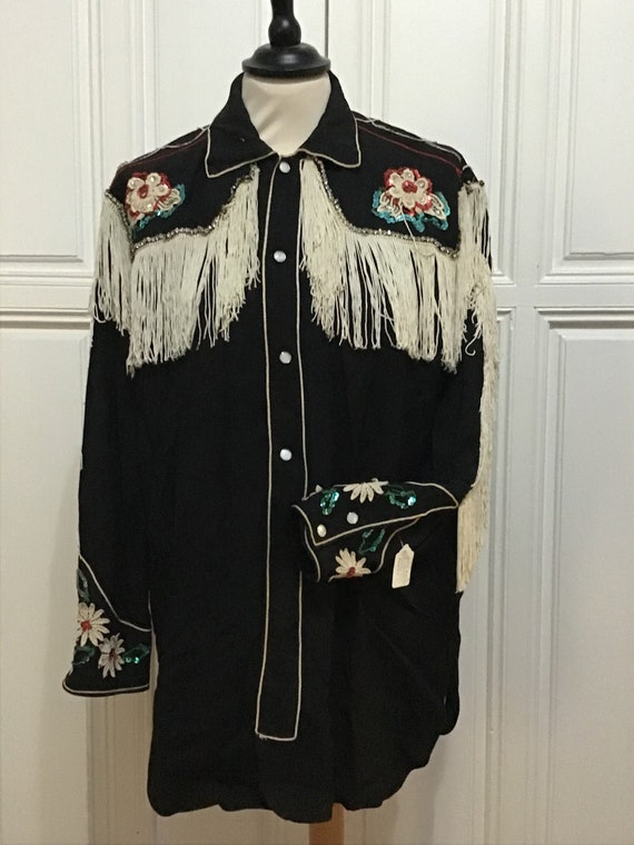1940s Western Rodeo handmade outfit