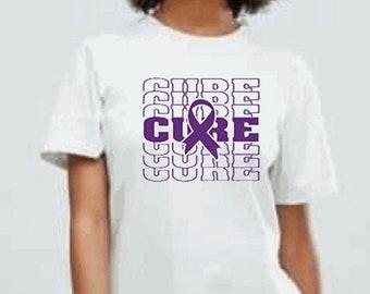 Alzheimer's/Lupus Awareness Tee