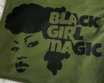 Black Girl Magic Tshirt
