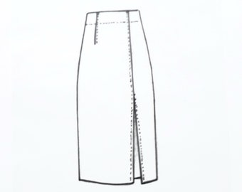 easy sewing Royal model paper soft leg hobby tailoring no pdf for pleated trousers how to cut trousers DIY sewing
