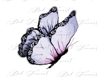 Butterfly Sublimation Download /  Butterfly PNG/  Instant Download Butterflies sublimation/ Butterfly Sublimation design/ Butterfly Download