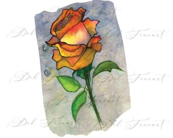 PNG Sublimation Designs Digital Download/Flowers PNG Digital File Download/ Flowers Clipart for Instant Download