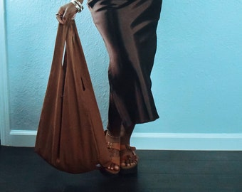 The Madison | Reusable Bag | Linen Tote | Market Bag
