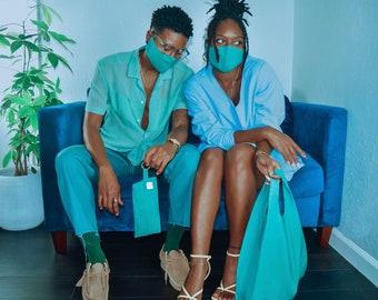 The Tyler | Reusable Bag | Linen Tote | Market Bag