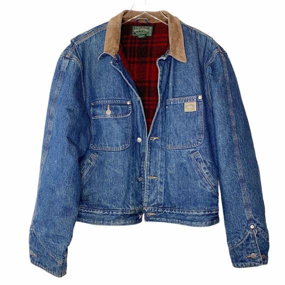 Vintage Polo Country Ralph Lauren Denim Jacket Buf
