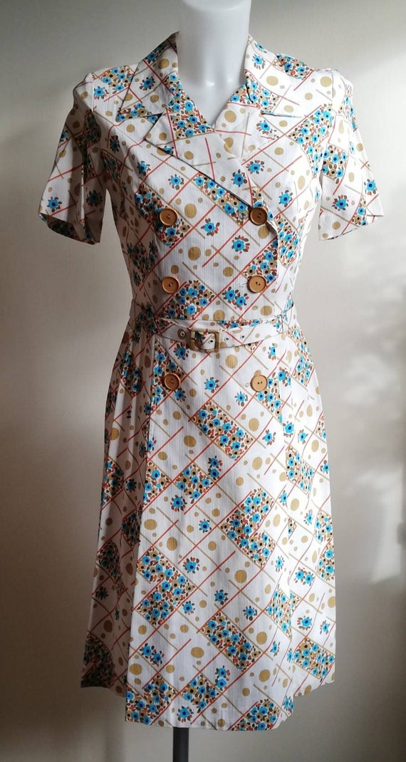 1960s Horrockses Dress