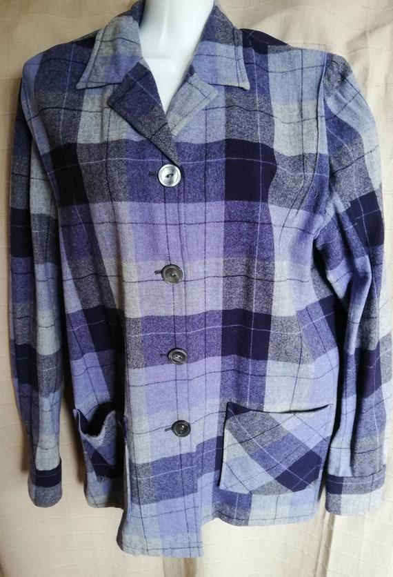 1950s Pendleton 49'er Jacket