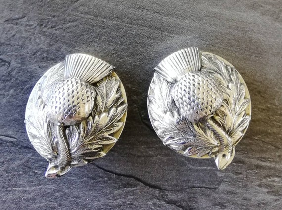 1950s Whiting and Davis Earrings