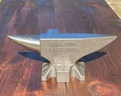 12 Pound Bronze Oak Lawn Blacksmith Anvil
