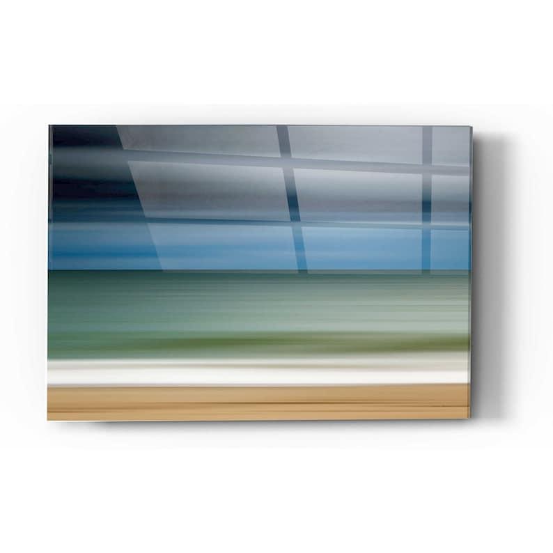 """Ocean Storm"" Acrylic Glass Wall Art"