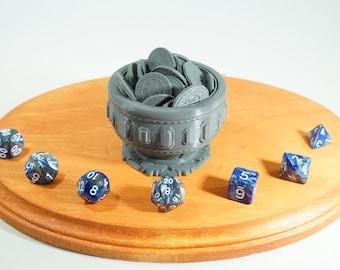 Mythic Mug Treasure Dice Box