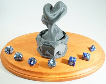 Mythic Mug Sorcerer Dice Box