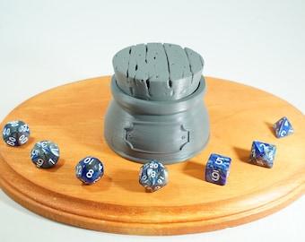 Mythic Mug Wizards Vial Dice Box