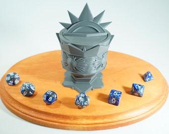 Mythic Mug Paladin Dice Box