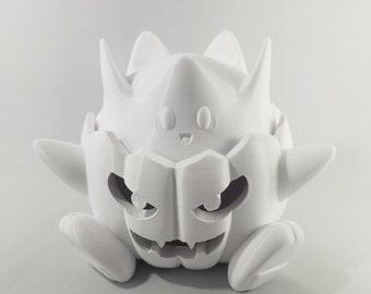 Togepi Jack-o'-Lantern Led Candle cover