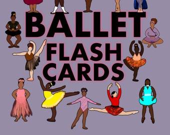 Ballet Flashcards