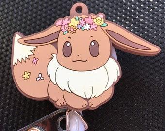 Pokemon Eevee badge reel
