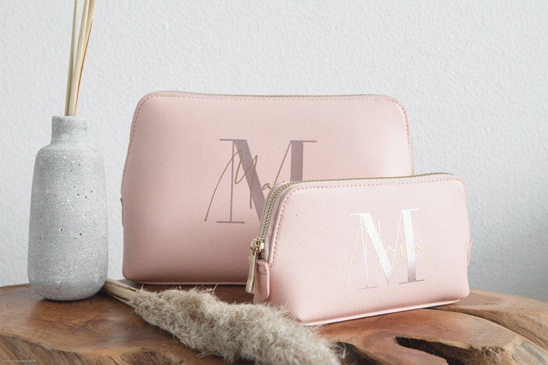 How about a personalized cosmetic bag for mom? Try this idea, boy. It's a very delicate and sweet gift from son to mom. With your mom's name printed on it, it will be a unique keepsake that makes mom smile every time she uses it. Surely mommy will be very surprised and love this gift.