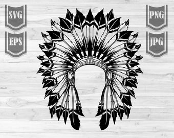 Native American Headdress Coloring Page - Little Sunflower Clip Art, HD Png  Download - kindpng