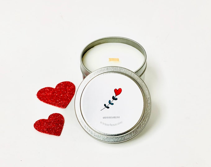 Valentines Sweetheart Travel Tin