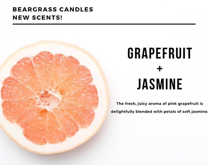 9oz Grapefruit & Jasmine