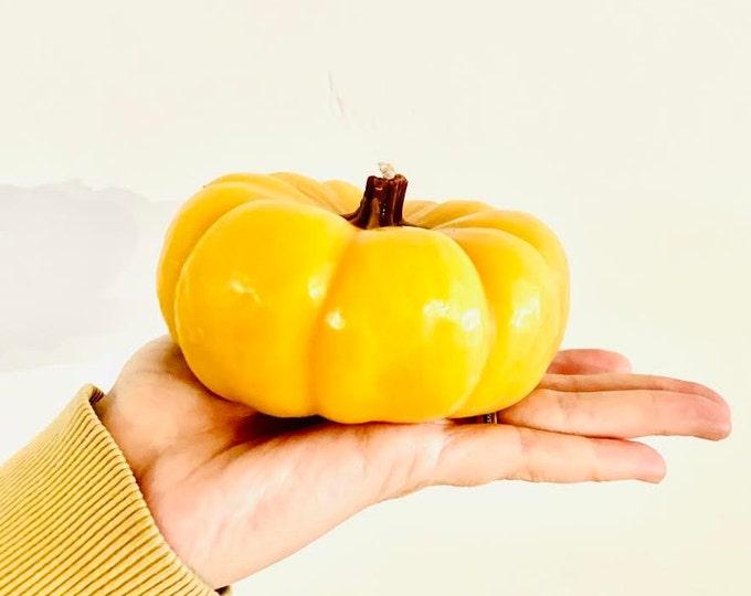 Beeswax Pumpkin