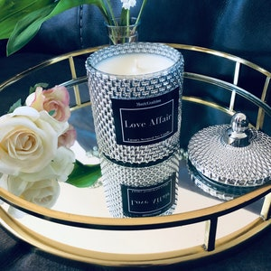 Magic Crafting Homemade Highly Scented Soy Wax Candles