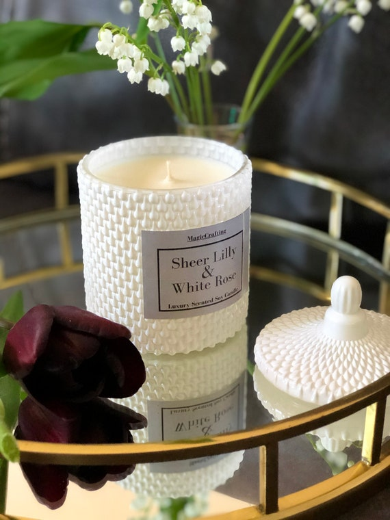 Handmade Highly Scented Soy Wax Candles Gifts MagicCrafting