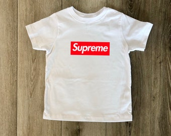 Supreme Shirt Kids