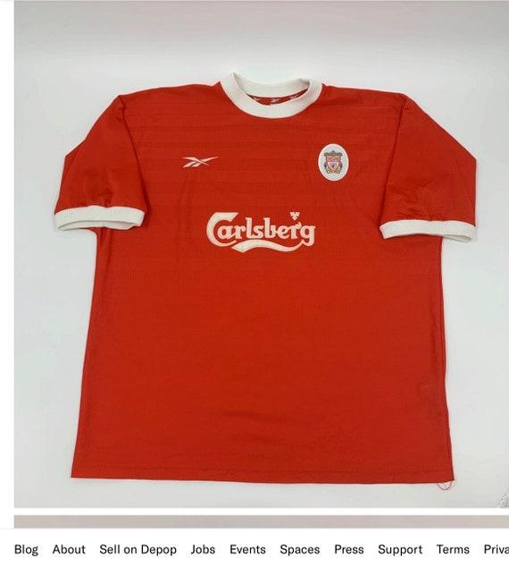 Vintage Liverpool Reebok Jersey