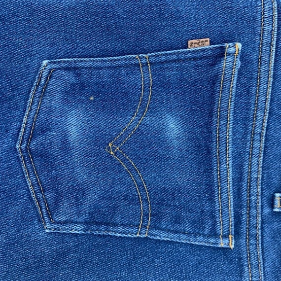 Vintage Levis made in USA 40x29 - image 5